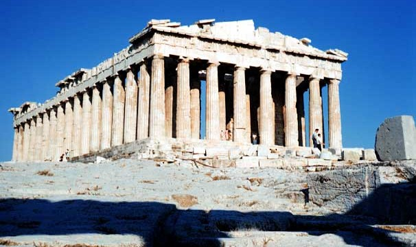 grecia partenone